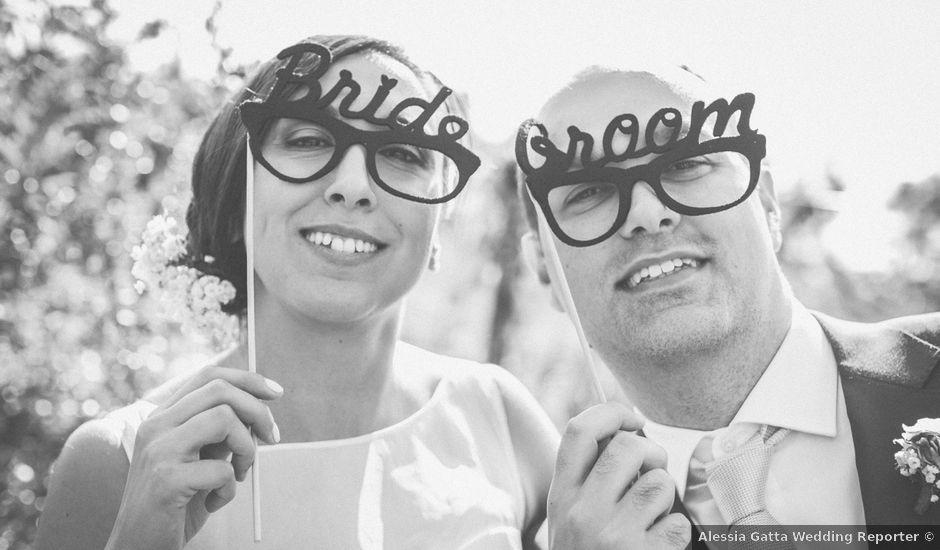 Il matrimonio di Andrea e Ilaria a Trecate, Novara