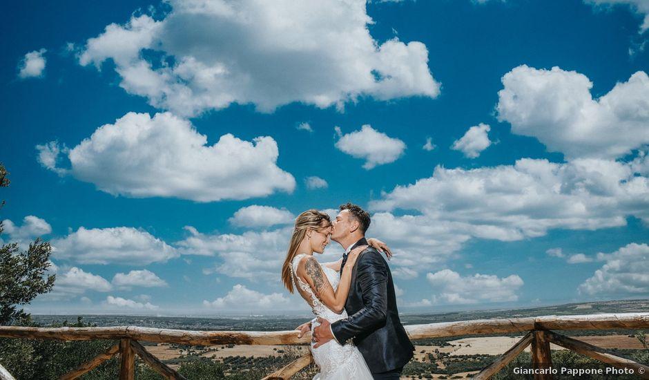 Il matrimonio di Lorenzo e Karen a Martina Franca, Taranto