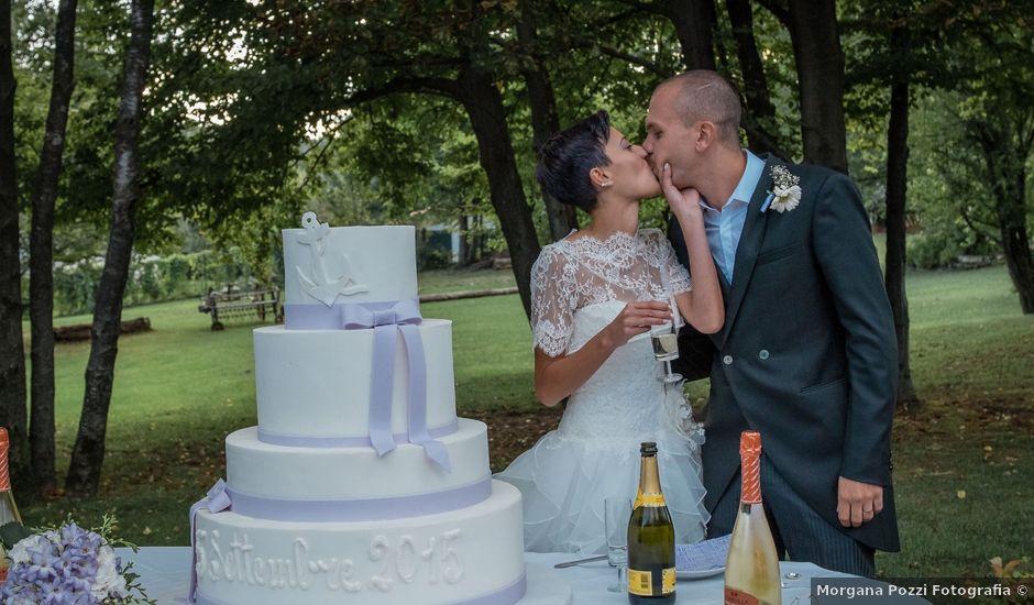 Il matrimonio di Luciano e Martina a Como, Como