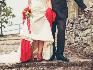 Le nozze di Elisa e Francesco