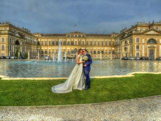 Le nozze di Chiara e Gianmario