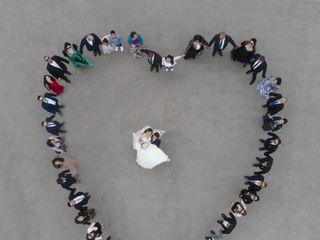 Le nozze di Rosi e Michele 1
