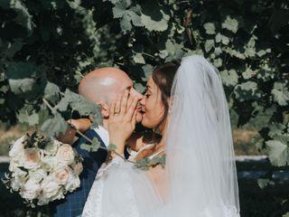 Le nozze di Giovanna e Gabriele