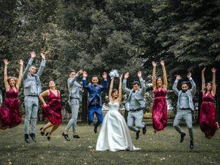 Le nozze di Erika e Rocco