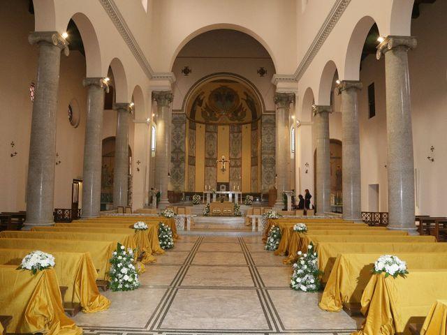 Il matrimonio di Stefano e Sara a Roma, Roma 1