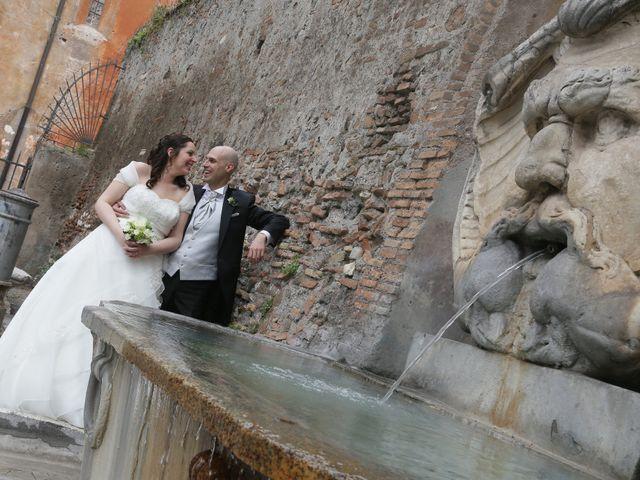 Il matrimonio di Stefano e Sara a Roma, Roma 5