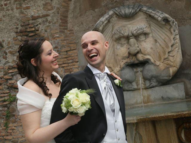 Il matrimonio di Stefano e Sara a Roma, Roma 6