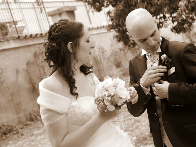 Il matrimonio di Stefano e Sara a Roma, Roma 7