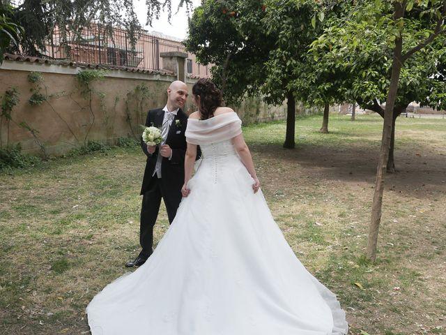 Il matrimonio di Stefano e Sara a Roma, Roma 8