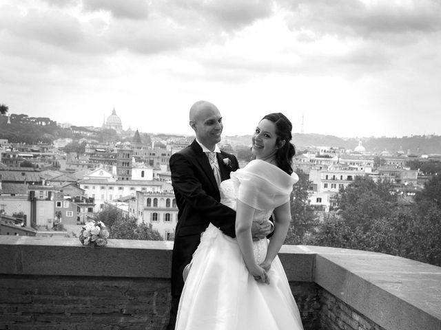 Il matrimonio di Stefano e Sara a Roma, Roma 9