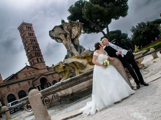 Il matrimonio di Stefano e Sara a Roma, Roma 10
