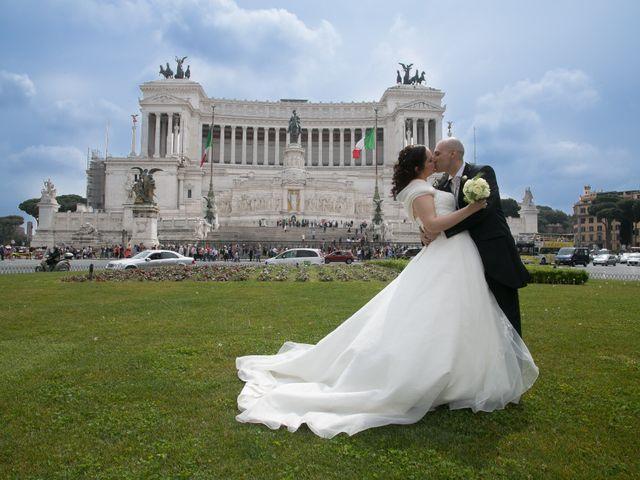 Il matrimonio di Stefano e Sara a Roma, Roma 13