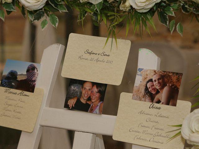 Il matrimonio di Stefano e Sara a Roma, Roma 16