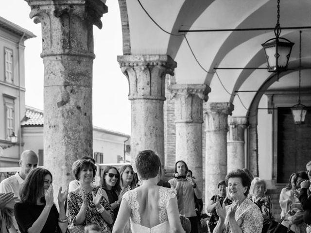 Il matrimonio di Stefano e Linda a Bertinoro, Forlì-Cesena 15
