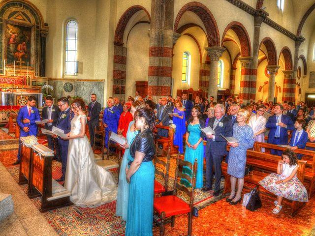 Il matrimonio di Gianmario e Chiara a Lesmo, Monza e Brianza 9