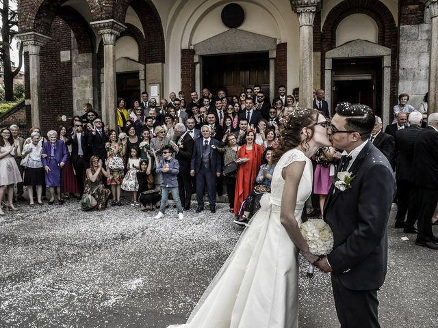 Il matrimonio di Gianmario e Chiara a Lesmo, Monza e Brianza 12