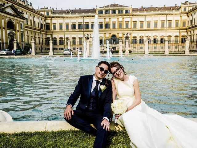 Il matrimonio di Gianmario e Chiara a Lesmo, Monza e Brianza 13