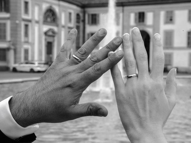 Il matrimonio di Gianmario e Chiara a Lesmo, Monza e Brianza 14
