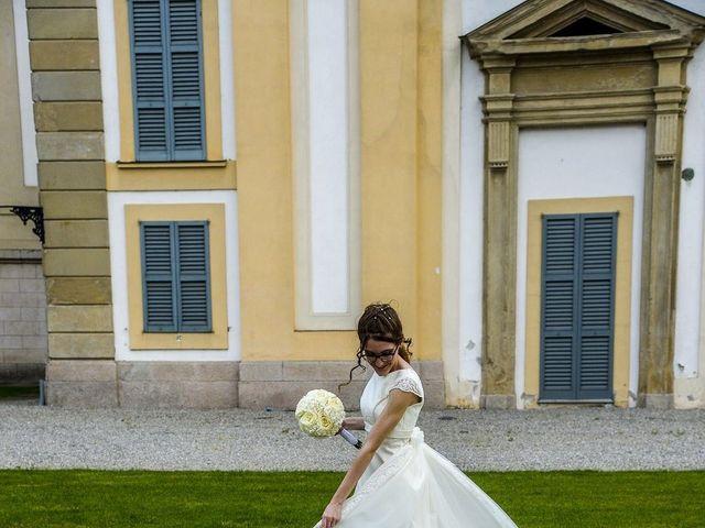 Il matrimonio di Gianmario e Chiara a Lesmo, Monza e Brianza 16