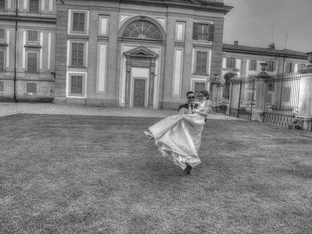 Il matrimonio di Gianmario e Chiara a Lesmo, Monza e Brianza 17