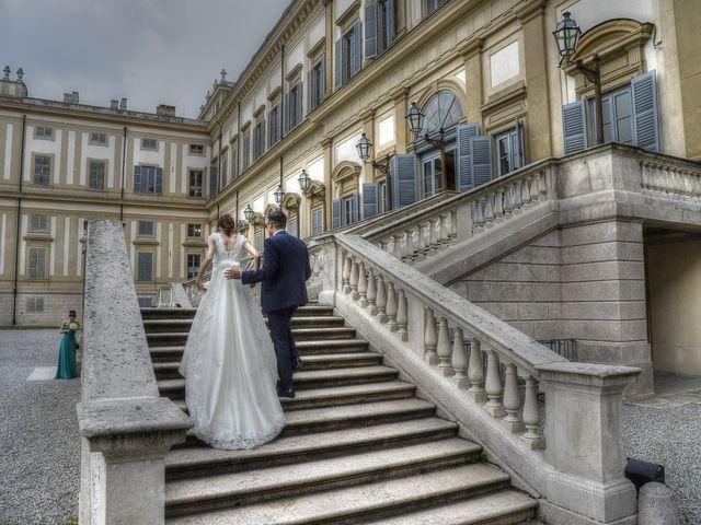 Il matrimonio di Gianmario e Chiara a Lesmo, Monza e Brianza 19
