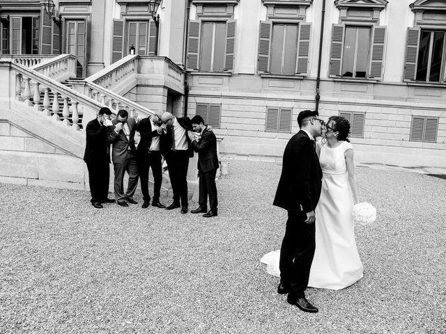 Il matrimonio di Gianmario e Chiara a Lesmo, Monza e Brianza 1