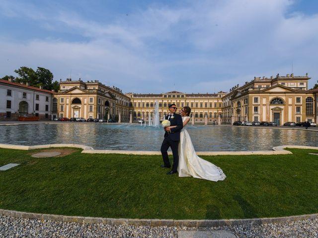 Il matrimonio di Gianmario e Chiara a Lesmo, Monza e Brianza 20
