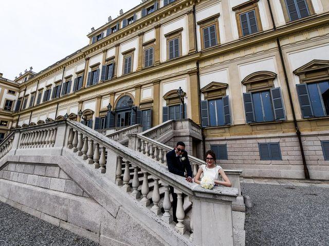 Il matrimonio di Gianmario e Chiara a Lesmo, Monza e Brianza 21