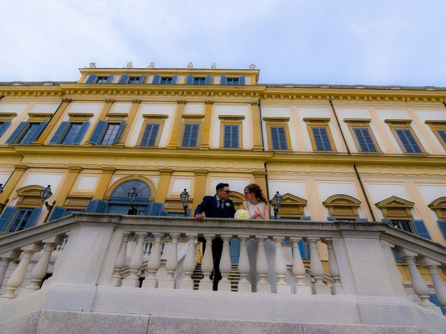 Il matrimonio di Gianmario e Chiara a Lesmo, Monza e Brianza 22