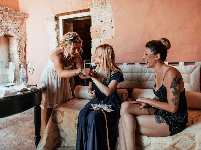 Il matrimonio di Dario e Cristina a Lecce, Lecce 25