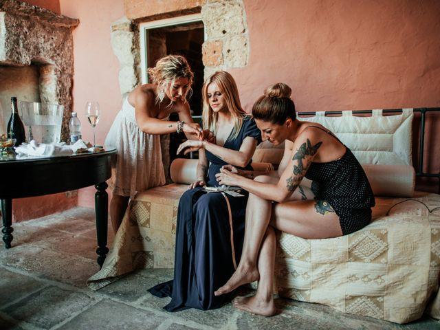 Il matrimonio di Dario e Cristina a Lecce, Lecce 26