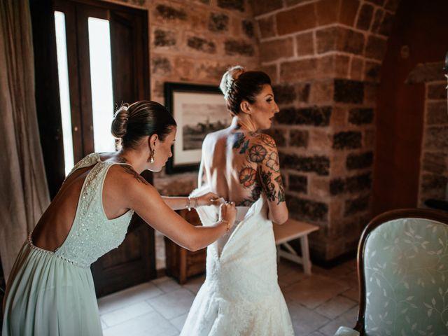 Il matrimonio di Dario e Cristina a Lecce, Lecce 30
