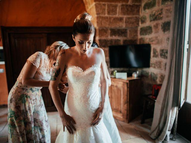 Il matrimonio di Dario e Cristina a Lecce, Lecce 34