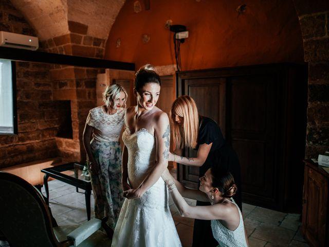 Il matrimonio di Dario e Cristina a Lecce, Lecce 37