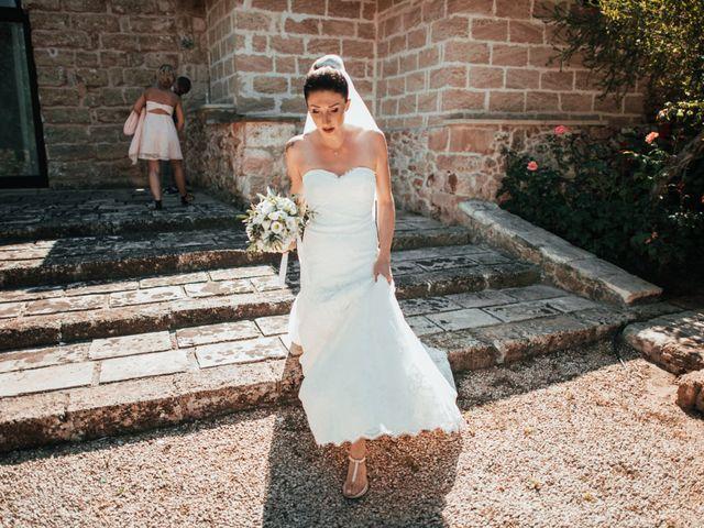 Il matrimonio di Dario e Cristina a Lecce, Lecce 40