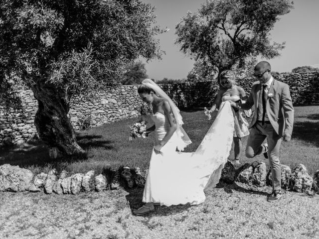 Il matrimonio di Dario e Cristina a Lecce, Lecce 41