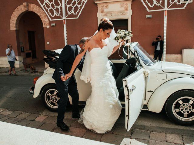 Il matrimonio di Dario e Cristina a Lecce, Lecce 45