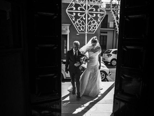 Il matrimonio di Dario e Cristina a Lecce, Lecce 46
