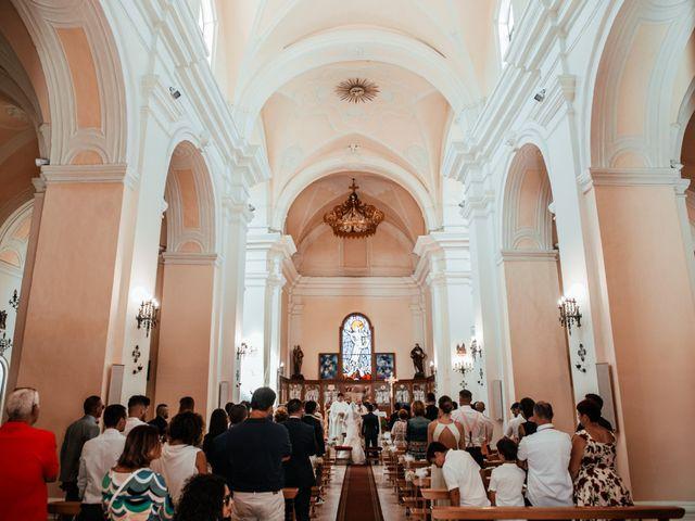 Il matrimonio di Dario e Cristina a Lecce, Lecce 48