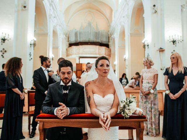 Il matrimonio di Dario e Cristina a Lecce, Lecce 50