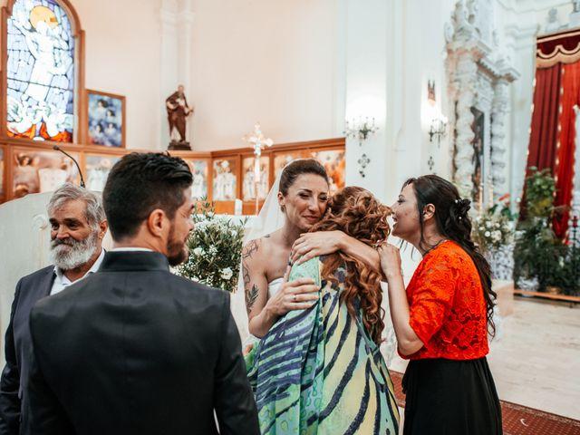 Il matrimonio di Dario e Cristina a Lecce, Lecce 51