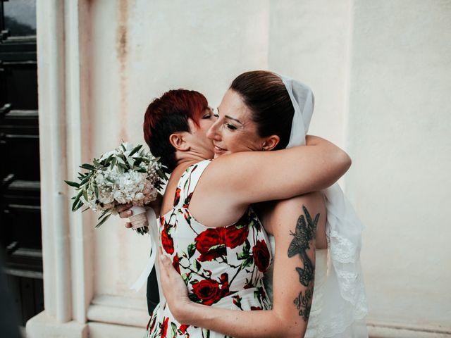 Il matrimonio di Dario e Cristina a Lecce, Lecce 52