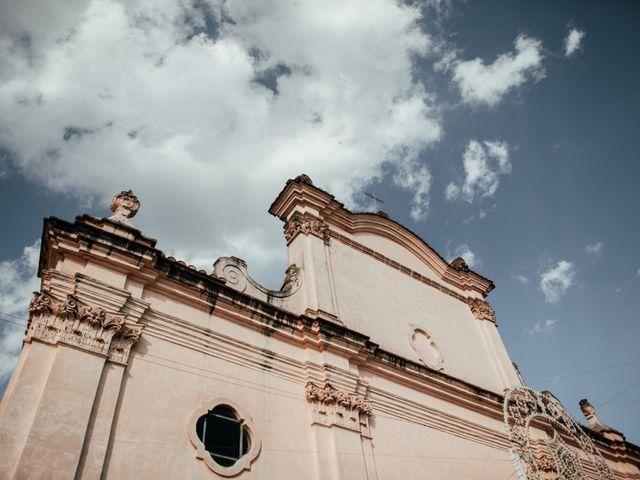 Il matrimonio di Dario e Cristina a Lecce, Lecce 53