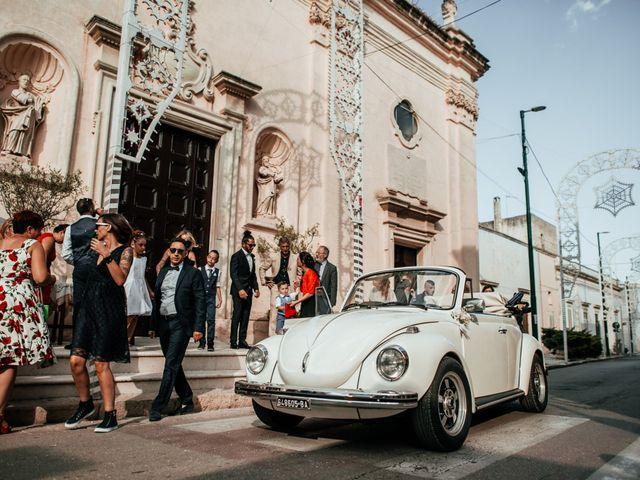 Il matrimonio di Dario e Cristina a Lecce, Lecce 54