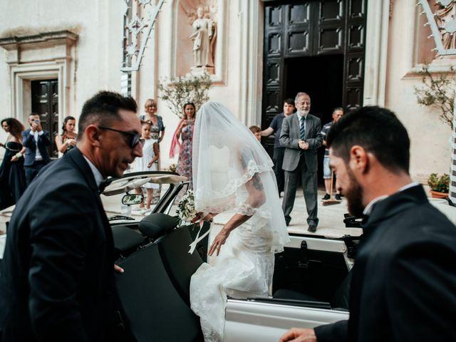 Il matrimonio di Dario e Cristina a Lecce, Lecce 55