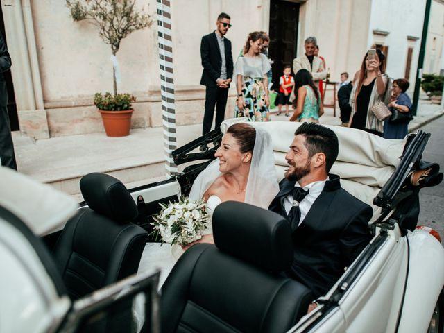 Il matrimonio di Dario e Cristina a Lecce, Lecce 56