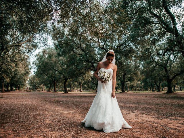 Il matrimonio di Dario e Cristina a Lecce, Lecce 57