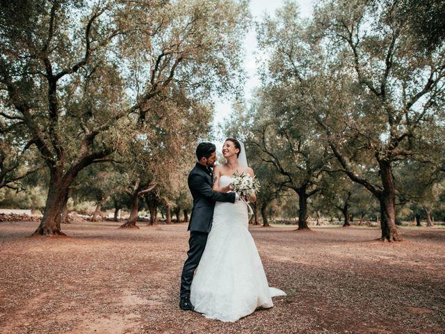 Il matrimonio di Dario e Cristina a Lecce, Lecce 58