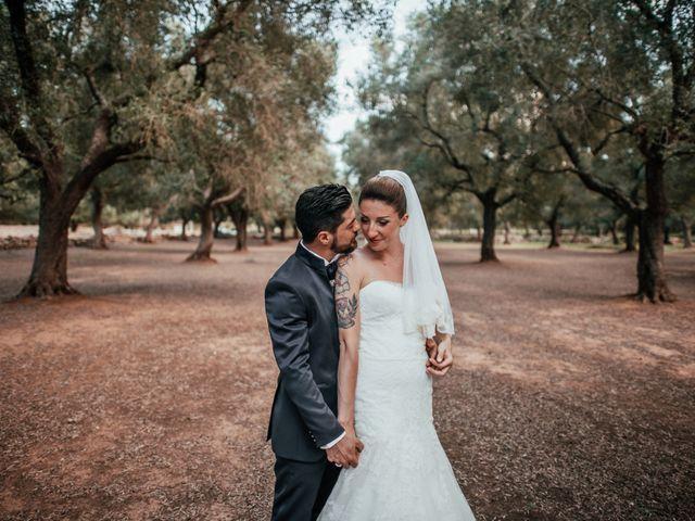 Il matrimonio di Dario e Cristina a Lecce, Lecce 59