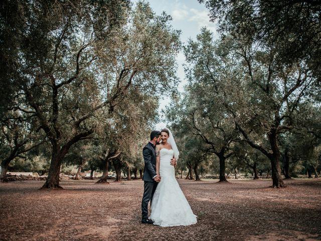Il matrimonio di Dario e Cristina a Lecce, Lecce 60